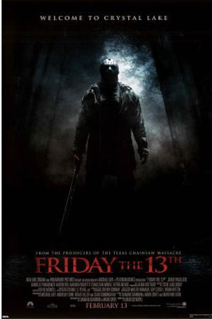 Friday the 13th Movie (Jason Standing)