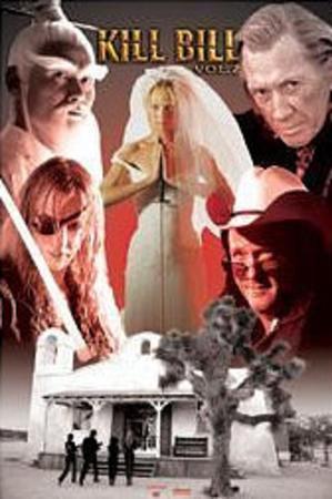Kill Bill Vol 2 Movie Uma Thurman Chapel