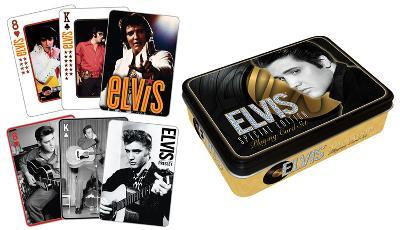 Elvis Presley Special Edition Playing Card Set