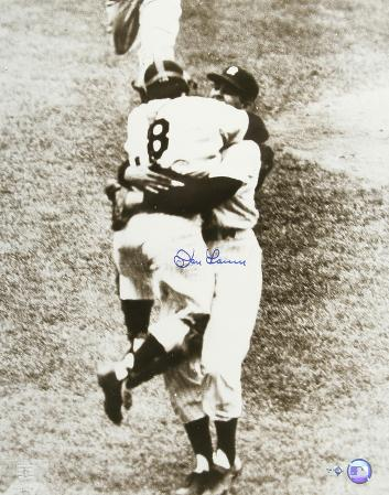 Don Larsen New York Yankees Autographed Photo (Hand Signed Collectable)