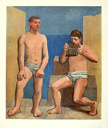 Die Panflöte, c.1923