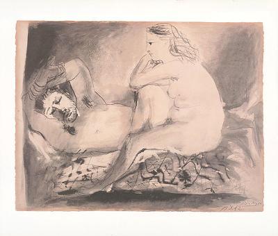 Schlafender, c.1942