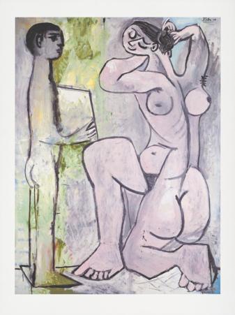 La Coiffure, c.1954