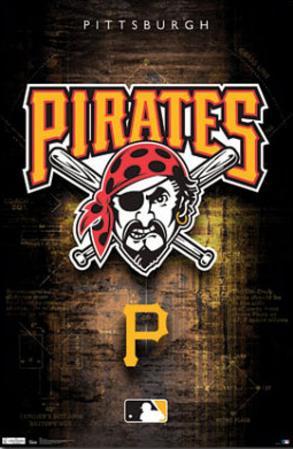 Pittsburgh Pirates Logo 2011