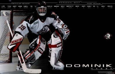 Buffalo Sabres Dominik Hasek The Dominator