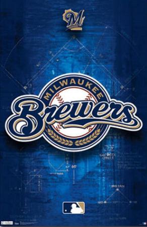 Milwaukee Brewers Logo 2011