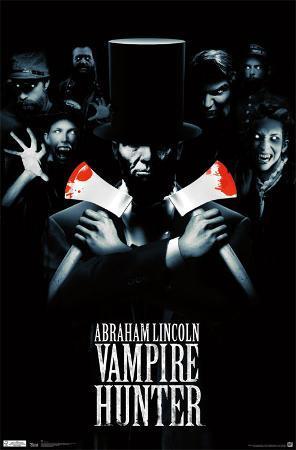 Abraham Lincoln Vampire Hunter - Double Ax
