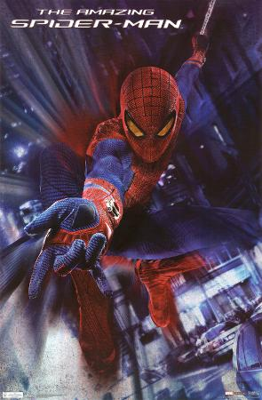 Amazing Spider-Man - Swing