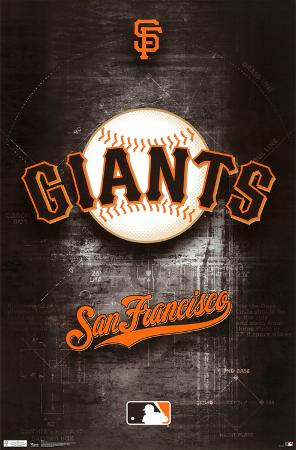 San Francisco Giants Logo 2011