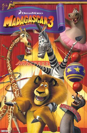 Madagascar 3 - Group