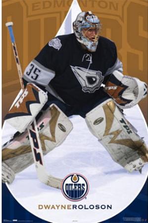 Edmonton Oilers (Dwayne Roloson)