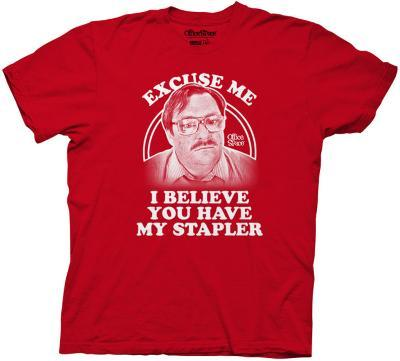 Office Space - Excuse Me I Believe You Have My Stapler