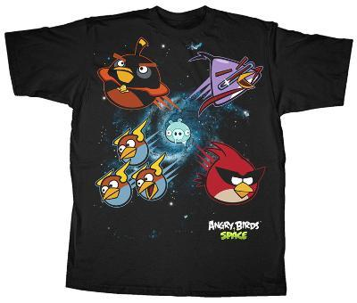 Angry Birds Space - Solar System