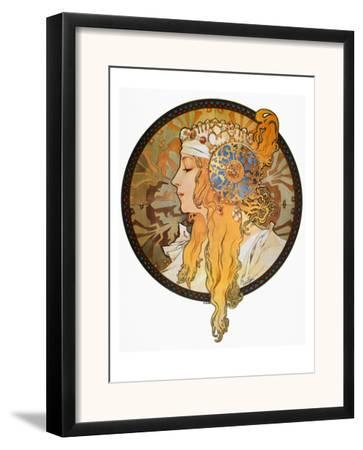 Mucha: Poster, C1900