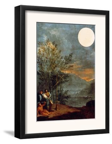 Creti: The Sun, 1711