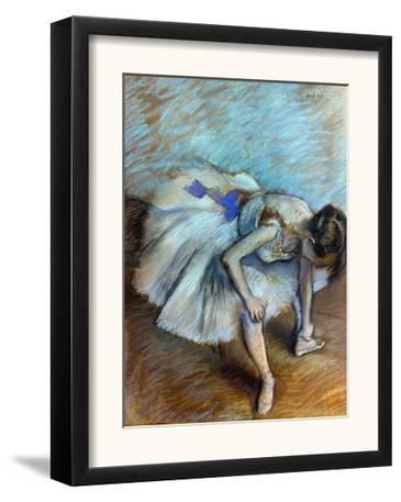 Degas: Dancer, 1881-83