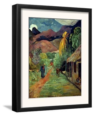 Gauguin: Tahiti, 19Th C