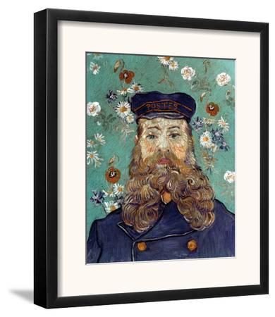 Van Gogh: Postman, 1889