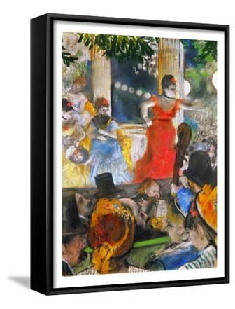 Degas: Concert, C1876-77