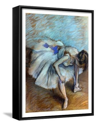 Degas: Dancer, 1881-83