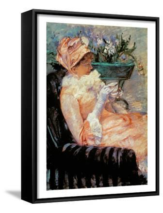 Cassatt: Cup Of Tea, 1879