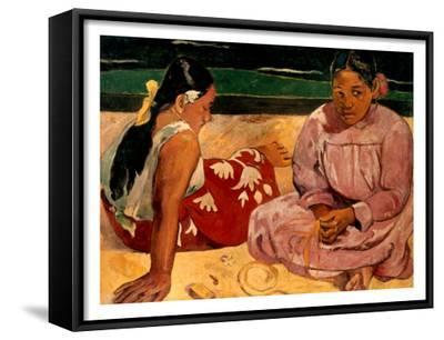 Gauguin: Tahiti Women, 1891