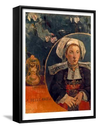 Gauguin: Belle Angele, 1889
