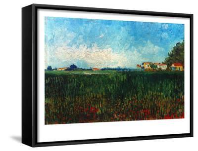 Van Gogh: Landscape, 1888