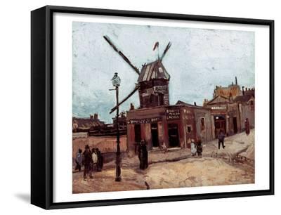 Van Gogh: La Moulin, 1886