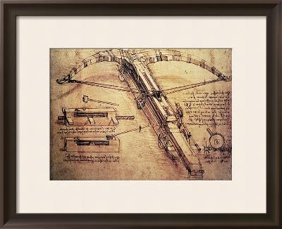 Giant Catapult, circa 1499