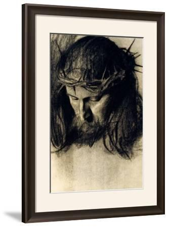 Head of Christ, circa 1890