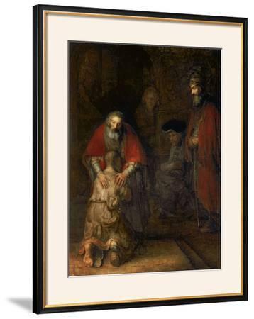 Return of the Prodigal Son, circa 1668-69