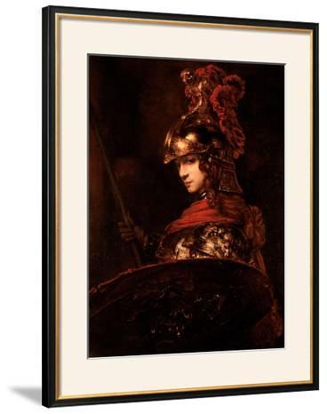 Pallas Athena Or, Armoured Figure, 1664-65