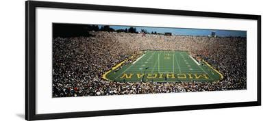 University of Michigan Stadium, Ann Arbor, Michigan, USA