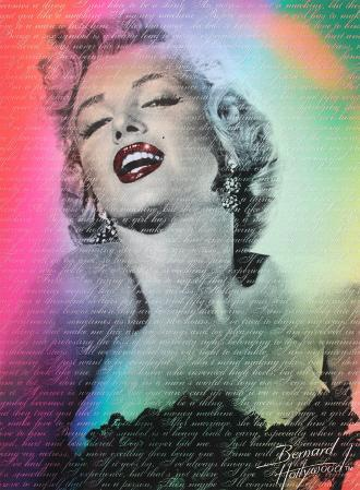 Marilyn Monroe 1000 Pc Puzzle
