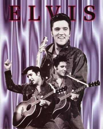 Elvis Presley Montage