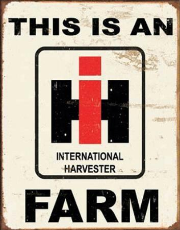 This is an IH Farm