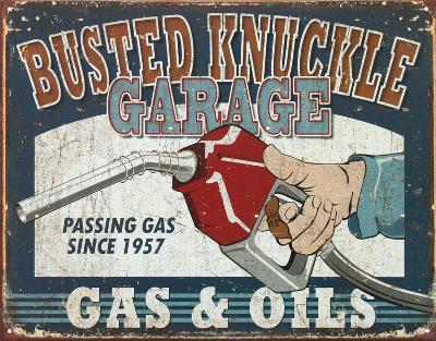 The Busted Knuckle Garage Passing Gas