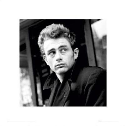 James Dean - Portrait, Photo Print Poster