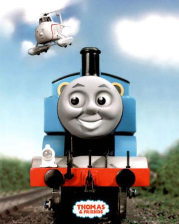 Thomas the Tank Engine and Friends TV Poster Print
