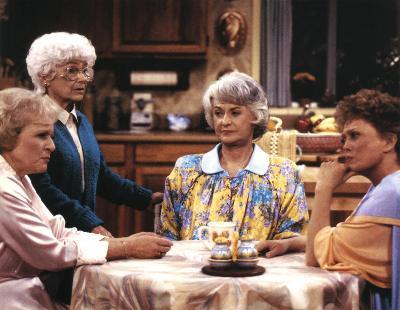 Golden Girls (Kitchen) Glossy TV Photo Photograph Print