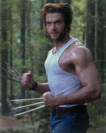 Wolverine Movie Hugh Jackman Glossy Photo Photograph Print