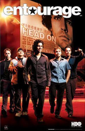 Entourage (HBO series) Television Poster