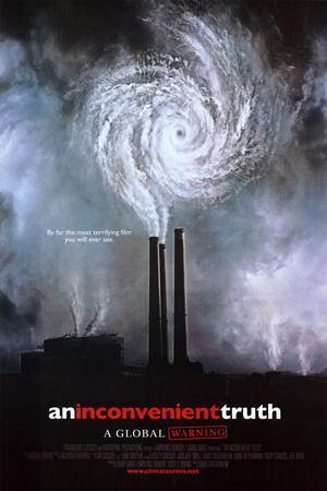 An Inconvenient Truth Movie (Smokestacks) Poster Print