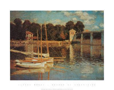 Bridge At Argenteuil