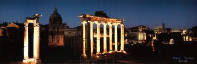 Rome (The Roman Forum)