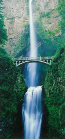 Multnoma Falls Oregon Greeting Cards 12 Per Package