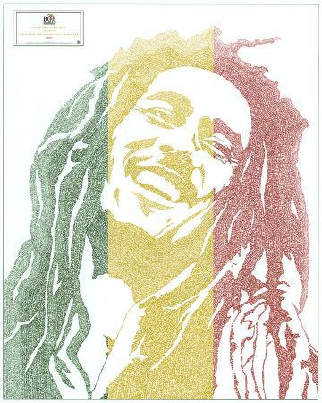 Bob Marley (Legends) Music Poster Print