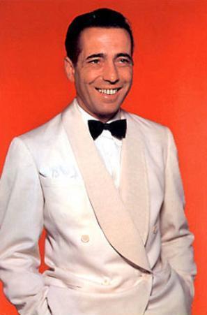 Humphrey Bogart Movie Postcard