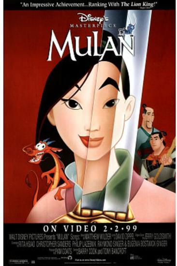 Mulan Movie Group Original Poster Print Posters at AllPosters.com